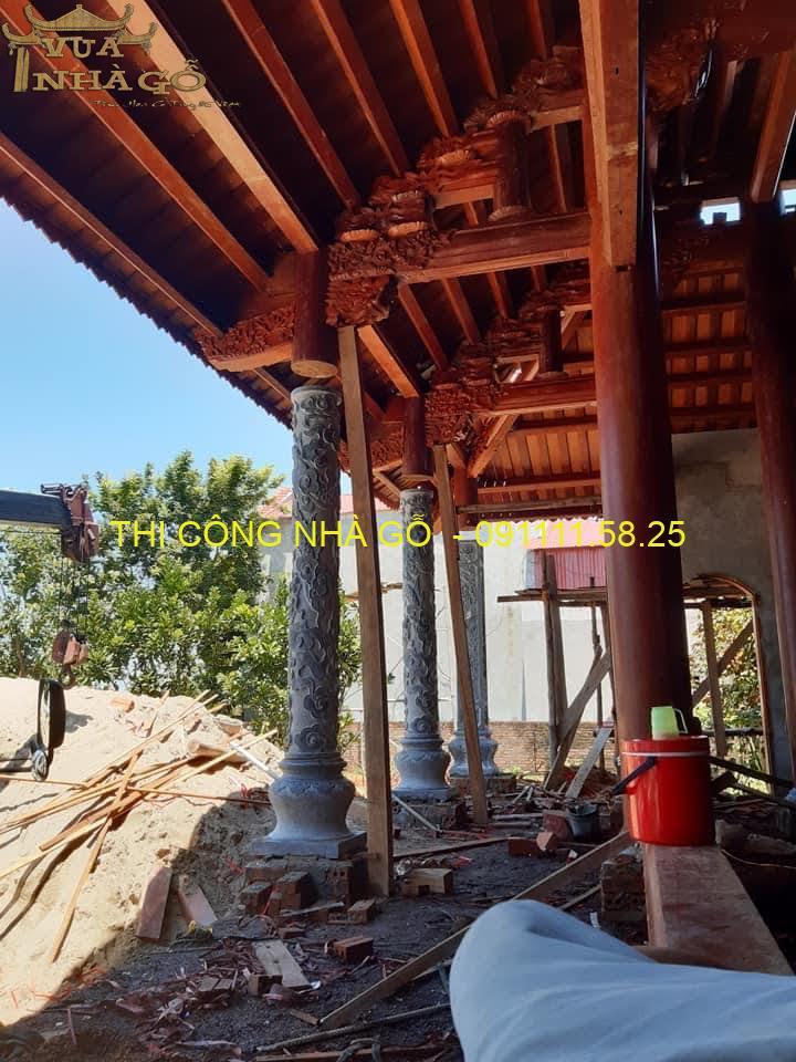 ở đâu thi công nhà gỗ tốt nhất, thi công nhà gỗ đẹp, công ty uy tín thi công nhà gỗ, nhà gỗ 3 gian, 5 gian, nhà gỗ đình chùa, nhà gỗ nhà thờ họ, nhà gỗ đẹp.